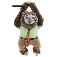 best cheap toys - High Quality Zootopia Movie Flash Plush Toys Sloth Stuffed Cartoon Dolls Best Gift Cute Cheap Plush Toy