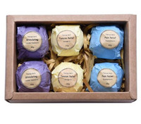 Wholesale 20lot Art Naturals Bath Bombs Gift Set Ultra Lush Essential Oil Handmade Spa Bomb Fi D967