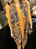 achat en gros de châle persian-mode lignes perses anciennes femmes coréennes ont frappé la couleur châle de soie cape Bohemia coton plage Écharpe serviette, gros! Livraison gratuite!