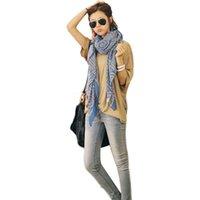 bali design - New Design CMX80CM Bali yarn Lady Women Vintage Long Soft Printed Scarves Shawl Wrap Scarf N17