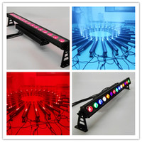 ac chase - DMX512 outdoor w rgbw in pixel chase Led Wall Washer light led bar stage light building gardon city color effect light