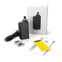 battery lock box - Joyetech eGo AIO Box Kit All in one System with ohm ml tank mah Battery Innovative Anti leaking Structure Child Lock authentic