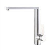 Wholesale PHASAT New Contemporary Stainless Steel Swivel Bronze Nickel Brushed Pull Out Sprayer Silver Sink Kitchen Faucet