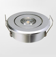bathroom cabinet sizes - 10pcs Mini led downlight W cabinet lamp hole size mm LED Star light CE RoHS Certified LED Ceiling Spot Light