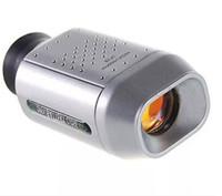 Wholesale Golf electronic rangefinder binoculars telescope range x18 monocular convenient to carry the new range telescope
