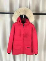 big hood coat - C15 Good Quality women winter jacket Fox Fur parkas Euro Size anorak coats with big fur hood parka women jackets overcoats