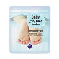 Wholesale HOLIKA HOLIKA Baby Silky Foot Mask Sheet Feet Care Korea cosmetic