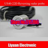 Wholesale KHz MM waterproof reversing radar probe US40 D integrated ultrasonic sensor probe