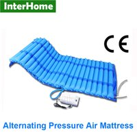 alternating air mattress - Sickbed Medical Hospital Bed Alternating Pressure Air Mattress Sleep Function Pump Prevent Bedsores Decubitus Pneumatic Massage Cushion