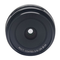 Wholesale Venidice Meike MK mm f fixed manual focus lens for APS C Mirrorless Camera Fujifilm X A1 X A2 X E1 X E2 X E2S etc