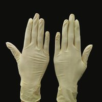 Wholesale Brand new Safe Industrial latex disposable latex gloves pairs labour protection gloves drop shipping
