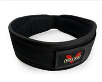 Wholesale HOT Brand fitness weight lifting belt waist supporter Men Gym workout Sport exercise training Nylon not leather Waist Belt