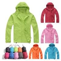 Wholesale Lovers raincoat Rainwear Poncho Rain coats Unisex Fishing Jacket Outerwear couples Rain coats High quality size XS XXXL LJJG401