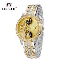 ap jewelry - 2016 Women Wristwatches AAA Stainless Steel Round Water Resistant Analog China Brand Quartz Battery Fashion Ap Casual Watches For Belbi