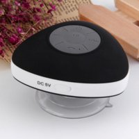 Wholesale Portable Waterproof Bluetooth Wireless Speaker Mini USB Audio Stereo Loudspeakers Subwoofer For iPhone S Mobile Phone iPod PC