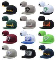Diamond sombreros de los Snapbacks Snapbacks manera barata ajustable de diamantes Gorros manera barata sombrero de calidad puede mezclar orden