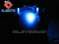 Wholesale 1 v Blue LED Motorcycle Accent Under String Light Glow Neon Street Sport MSX125 Show Bike Light R1 R6 YZF GSXR ZX