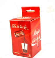 Wholesale Holiday Sales Cola In the Air floating cup Multi magic props Kingmagic cup koozie cup ashtray