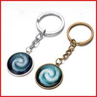 avatar film - Avatar keychain Time Gem Keychain European and American animation film jewelry Retro keyring via dhl