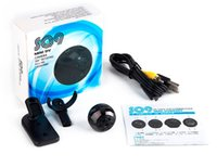 Wholesale 360degree View SQ9 Mini DV Spy HD P Sport Camera Car DVR Motion Detecting Video Multifunction Infrared lamp Night Version Video Recorder