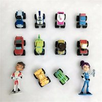 Wholesale 2016 set Blaze Monster Machines Cars Model Action Figure Toys Model Gifts For Boy Kids