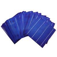Wholesale 80W W W KW High Efficiency x6 Solar Cells for DIY Solar Panel W Each