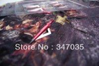 aftershock broadhead - grain red aftershock hunting arrow head broadhead blades New Beast archery bow outdoor sport