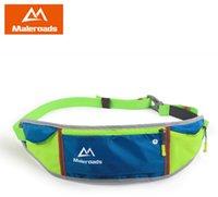 ag iphone - ag man leather Outdoor Men Women Waist Pack Bags Sport Fitness Exercise Storage Running Sport Blet Bag for iPhone plus mobilephone Fli