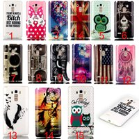 Wholesale Cute Soft TPU IMD Case Owl Cartoon Elephant Cat Dreamcatcher Candy Bear Wave For LG K7 M1 K10 M2 G5 G4 Pro NOTE G Stylo Stylus LS770 Skin