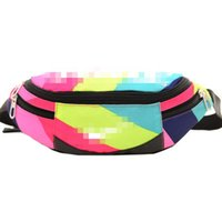 Wholesale Sport Waist Bag Outdoor Packs Unisex Teenager Adulit Men Women Travel Waist bags Causal Bags
