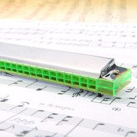 Wholesale Holes Free Reed Wind Instrument Professional Musical Instruments Harmonica Octave Harmonica Mouth Organ