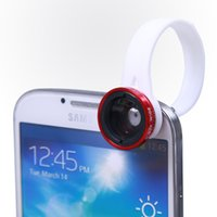 angle clip - Universal Clip in Fish Eye Lens Wide Angle Macro Mobile Phone Camera Glass Lens Fisheye For iPhone Plus s for Samsung S5 S6 S7 edge