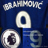 Wholesale Match Worn Ibrahimovic Pogba Rooney Mata Player Issue Custom Soccer Patch