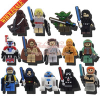 animal legos - Novelty Legos Star War Cartoon PVC shoe charms Shoe Buckles Accessories Fit Bands Bracelets croc JIBZ Kids Party Gifts Toys