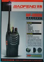 Wholesale 5W mAh channels MHz two way radio BAOFENG BF S vhf uhf fm transceiver Scrambler noise reduction circuit