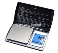 Cheap 200g 0.01 Electronic Scale Mini LCD Touch Screen 0.01g X 200g Scales Pocket Digital Jewels Kitchen Weight Balance Grams