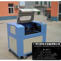 Wholesale hot sale CO2 laser fabirc cloth engraver with W