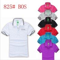 Wholesale sell like hot cakes Men s polo shirt factory direct foreign trade men s t shirt Men s lapel T shirt