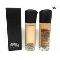 Wholesale HOT Makeup STUDIO FIX FLUID SPF Foundation Liquid High Quality Free DHL