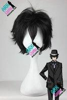 arcana famiglia cosplay - Luca Wig Arcana Famiglia Wig Luca Cosplay Wig Black Mens Arcana Famiglia Cosplay Wigs