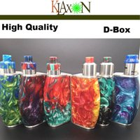 ares design - d box w box mod New Design W TC Ultron Ares Stabilized Wood Box Mod with high quality