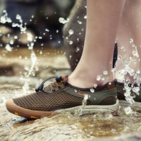 airs plastic buckles - 2016 air outdoor shoes wading sandals breathable hiking waterproof shoes footwear three colors