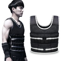 Wholesale Thin weight vest Player daily exercise clothes steel plate freeweight jacket Sport waistcoat