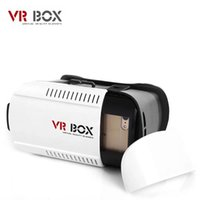 Wholesale Intelligent Glasses VRBOX Storm Mirror VR CASE Head Mounted Virtual Reality VR Glasses Convenience VR BOX1 Generation Mobile Phones