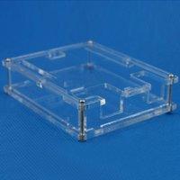 achat en gros de arduino cas uno-Transparent Box Case Shell pour Arduino UNO R3 pas Raspberry modèle pi b plus B00310