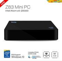 atom products - 2016 lomefo new products Z83 Mini PC Intel Win10 G G BT4 WIFI Intel Atom x5 Z8300 Processor M