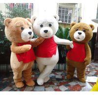 bear tedy - Hot Sale Tedy Costume Adult Fur Teddy Bear Mascot Costume