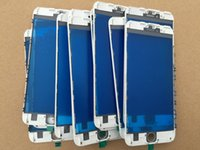Wholesale 2016 Original Quality For Iphone SP Frame Bezel Front Outer LCD Glass Lens Touch Screen Cover in Assembly