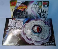 Wholesale New Arrive Toys Gifts Beyblades L Drago Destructor Destroy Gold Armored Metal Fury D Beyblade Christmas Children s Toys TY1981