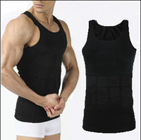 Wholesale New corrective abdomen body shaper beer belly control underwear tummy trimmer shaper tops